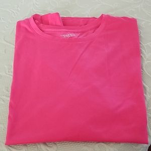 Watermelon Pink, Size 2x, 100% Supima Cotton